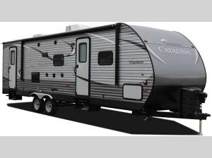 Outside - 2017 Catalina 333RETS Travel Trailer
