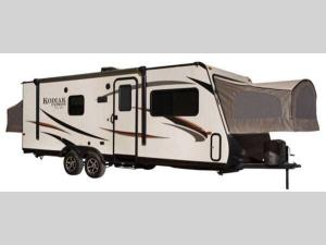Outside - 2017 Kodiak Express 172E Expandable