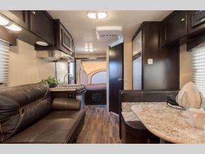 Inside - 2017 Kodiak Express 172E Expandable