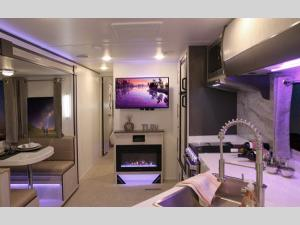 Inside - 2020 Evoke Model A Travel Trailer