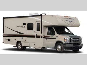 Outside - 2021 Leprechaun 260DS Ford 450 Motor Home Class C