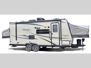 Outside - 2018 Freedom Express 22TSX Expandable