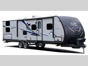 Outside - 2017 Apex Ultra-Lite 23LE Travel Trailer