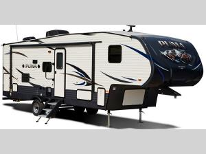 Outside - 2018 Puma 259-RBSS Fifth Wheel