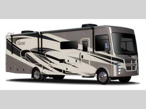 Outside - 2021 Encore 355DS Motor Home Class A