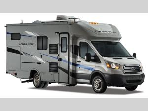 Outside - 2021 Cross Trek 22XG Chevy 4500 Motor Home Class C