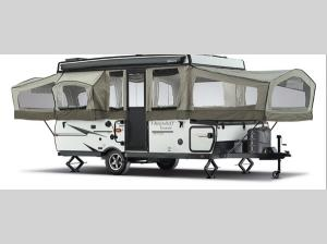 Outside - 2020 Flagstaff Classic 627D Folding Pop-Up Camper
