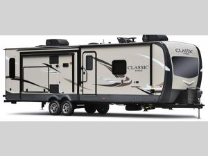 Outside - 2020 Flagstaff Classic Super Lite 832BHDS Travel Trailer