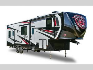Outside - 2020 Stryker STF-3713 Toy Hauler Fifth Wheel