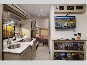 Inside - 2020 R Pod RP-171 Travel Trailer