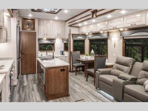 Inside - 2018 Mobile Suites 32 RS3 Fifth Wheel