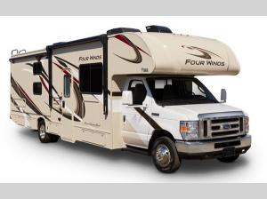Outside - 2020 Four Winds 22B Motor Home Class C