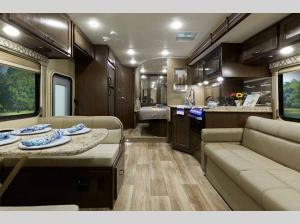 Inside - 2020 Four Winds 22B Motor Home Class C