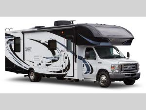 Outside - 2021 Odyssey 26M Motor Home Class C