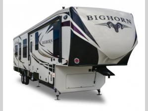 Outside - 2018 Bighorn 3875FB Fifth Wheel