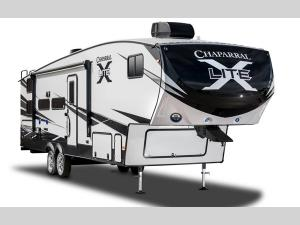 Outside - 2020 Chaparral X-Lite 285X Fifth Wheel