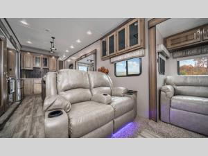 Inside - 2020 Chaparral X-Lite 285X Fifth Wheel