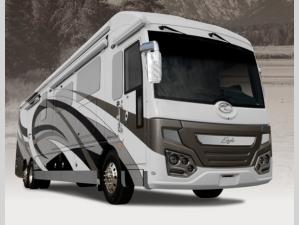 Outside - 2020 American Eagle 45C Motor Home Class A - Diesel