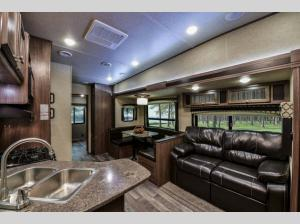 Inside - 2017 Prowler P26 Fifth Wheel