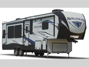 Outside - 2019 Avalanche 375RD Fifth Wheel