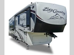 Outside - 2014 Big Country 3690 SL Fifth Wheel