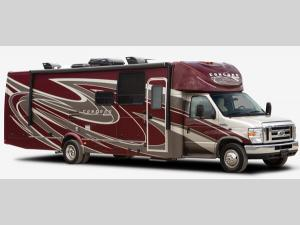 Outside - 2020 Concord 300DS Ford Motor Home Class C