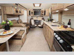 Inside - 2020 Concord 300DS Ford Motor Home Class C