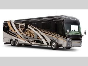 Outside - 2020 Anthem 42DEQ Motor Home Class A - Diesel