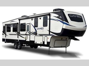 Outside - 2019 Cameo CE387BH Fifth Wheel