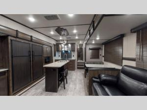 Inside - 2020 Volante 3851FL Fifth Wheel