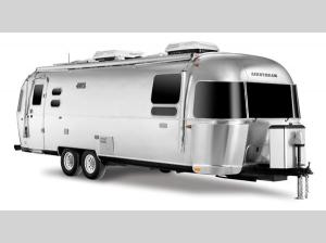 Outside - 2021 Globetrotter 23FB Twin Travel Trailer