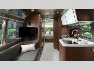 Inside - 2021 Globetrotter 23FB Twin Travel Trailer