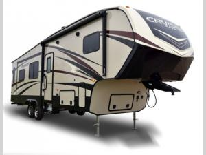 Outside - 2017 Cruiser Aire CAF31BH Fifth Wheel