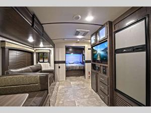 Inside - 2019 Sunset Trail Super Lite SS271RL Travel Trailer