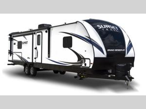 Outside - 2019 Sunset Trail Grand Reserve SS33SI Travel Trailer