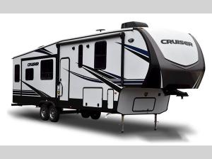 Outside - 2019 Cruiser CR3771MD Fifth Wheel