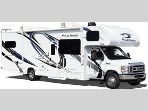 Outside - 2021 Four Winds 22B Motor Home Class C