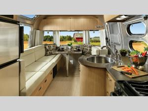 Inside - 2020 Flying Cloud 23FB Travel Trailer