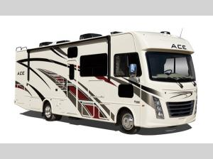 Outside - 2019 ACE 29.3 Motor Home Class A