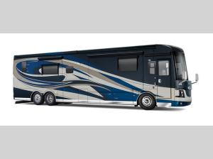 Outside - 2015 King Aire 4599 Motor Home Class A - Diesel