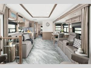 Inside - 2019 Canyon Star 3924 Motor Home Class A