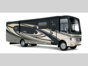 Outside - 2020 Canyon Star 3927 Motor Home Class A - Toy Hauler