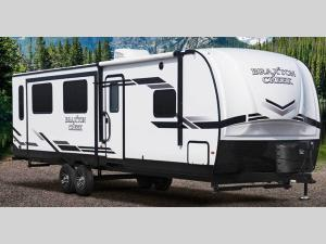 Outside - 2020 LX Series 25BHRB Travel Trailer