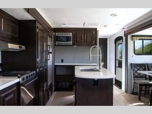 Inside - 2020 LX Series 25BHRB Travel Trailer