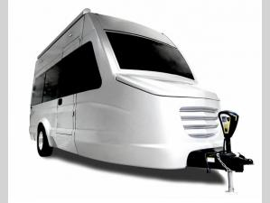 Outside - 2021 Trail Wagon 18AFE Travel Trailer