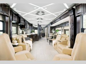 Inside - 2020 Mountain Aire 4559 Motor Home Class A - Diesel