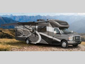 Outside - 2019 Cambria 27K Motor Home Class C