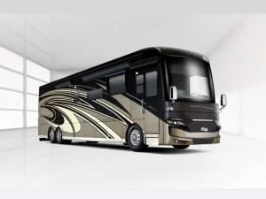 Outside - 2022 Mountain Aire 4535 Motor Home Class A - Diesel