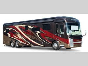 Outside - 2021 Aspire 40P Motor Home Class A - Diesel