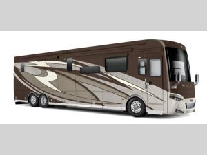 Outside - 2021 Essex 4583 Motor Home Class A - Diesel
